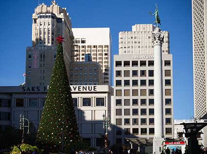 Union Square Christmas Tree Lighting 2019 2018   2019 Holiday Events Union Square