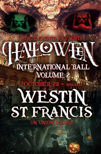 Halloween International Ball Volume 2