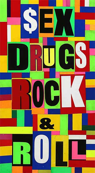 David Buckingham - Sex, Drugs, Rock & Roll