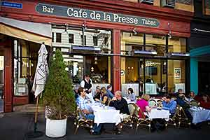 List of Restaurants, drinking establishments, coffee shops and cafes in union Square.