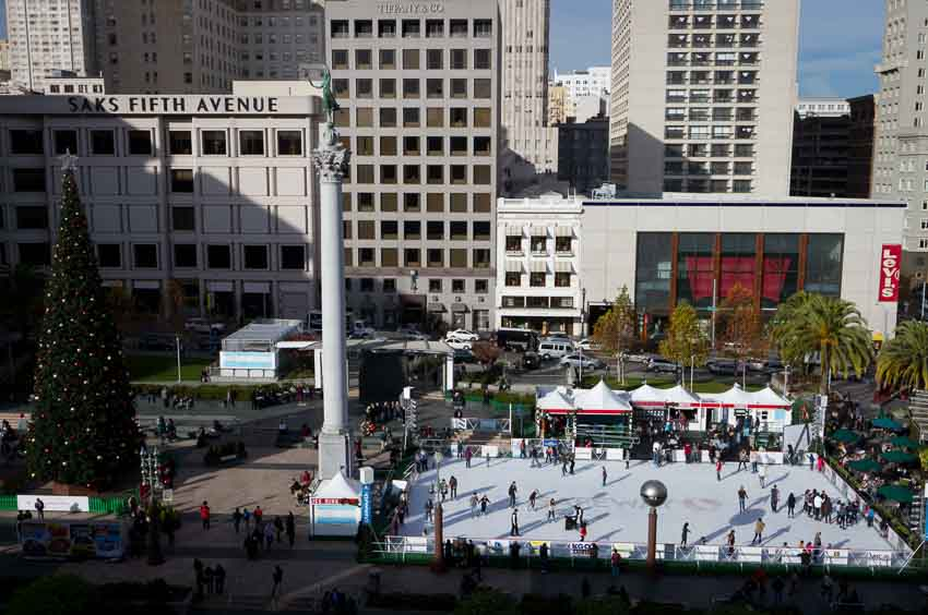 55a81ad3533 Union Square Ice Skating Rink 2018-2019