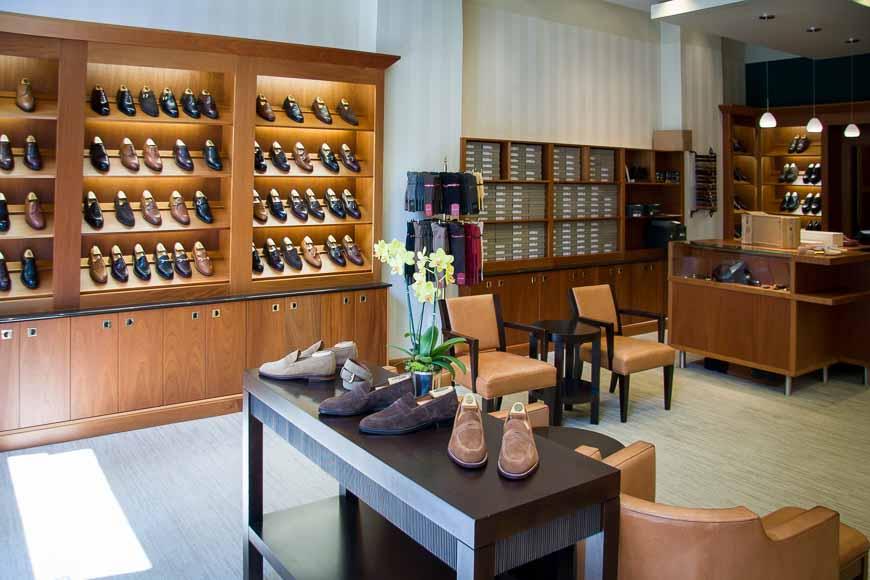 Alden Men S Fine Shoes Union Square San Francisco