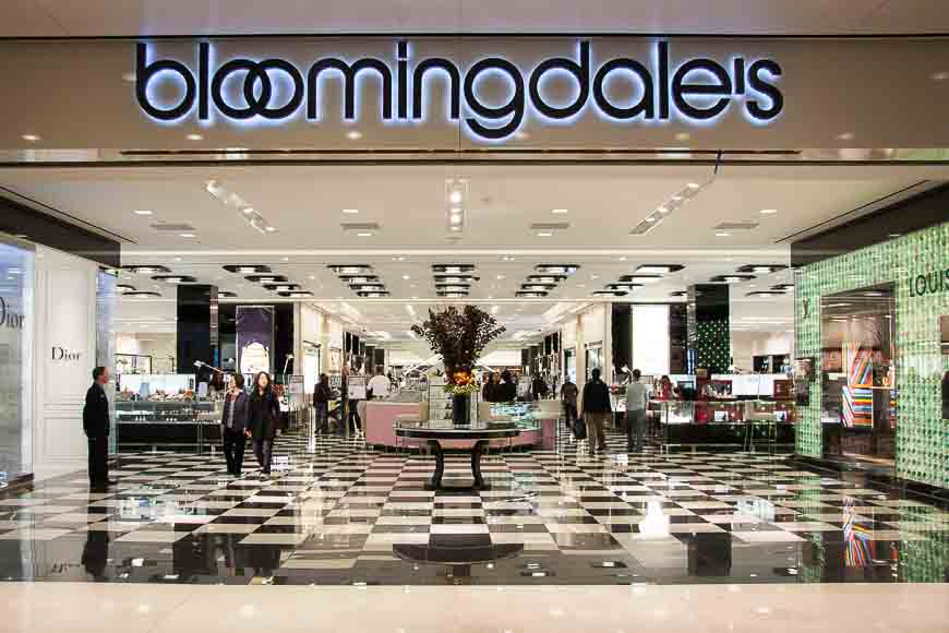 Bloomingdale's is America's only nationwide, full-line, upscale department store. With an enduring international reputation for quality, creativity and uniqueness, Bloomingdale's is at .