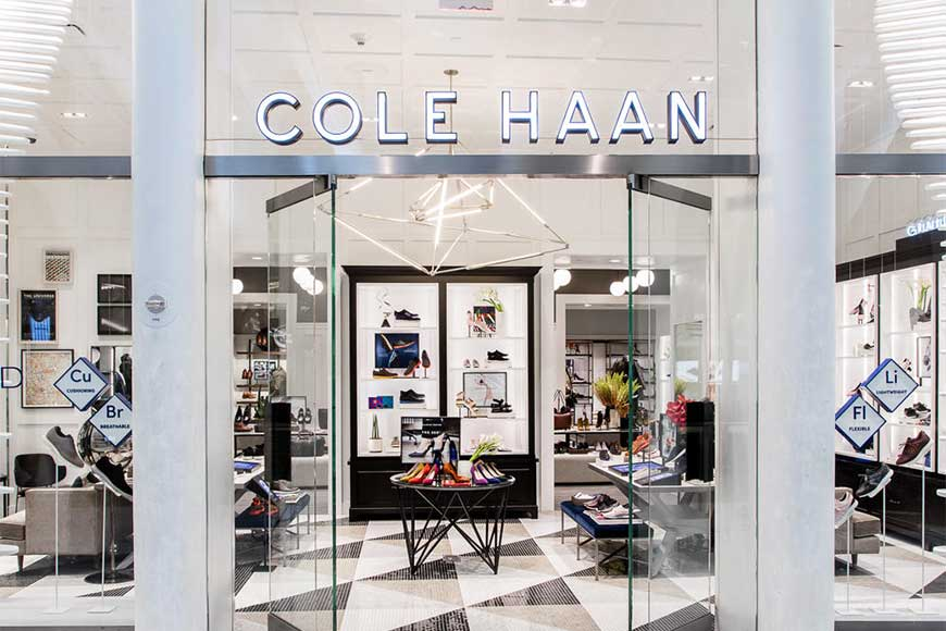 cole haan shoes store michigan ave chicago il map streets 707189
