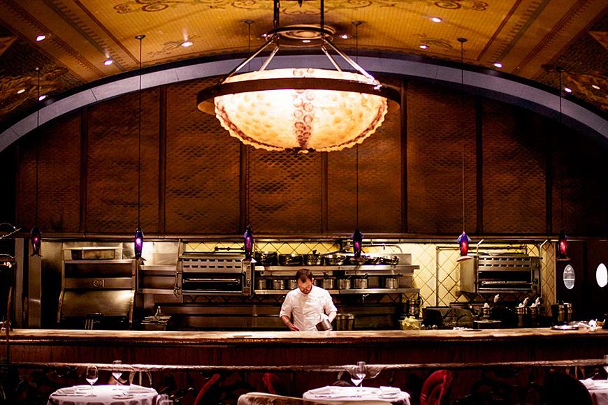 Farallon Farallon Restaurant Dinner Amp Drinks