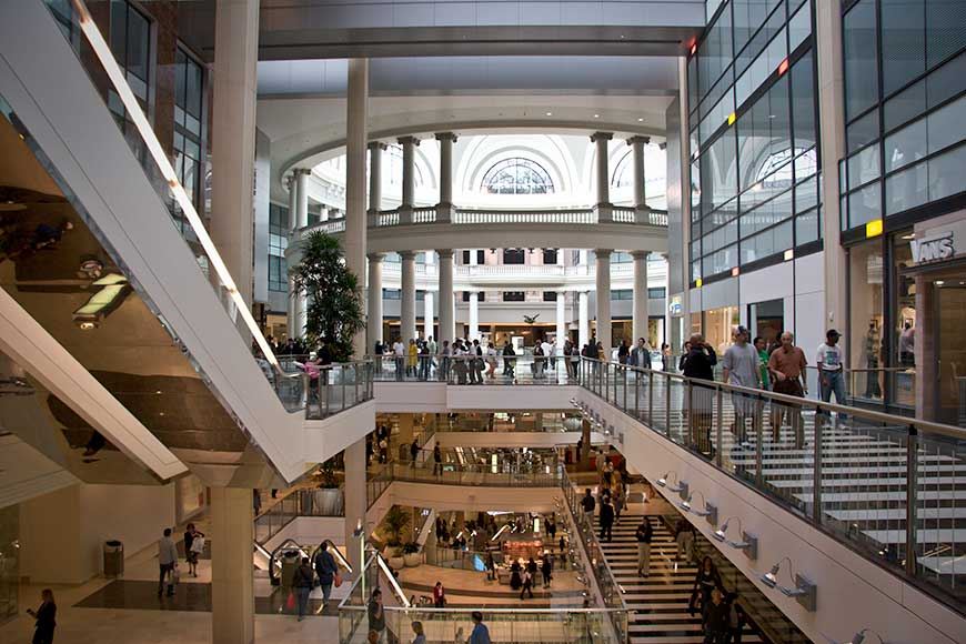 Image result for westfield mall sf