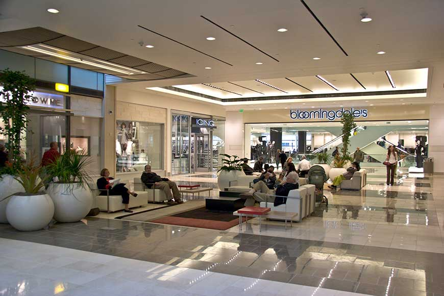 San Francisco Centre - Westfield | Union Square Shopping Guide