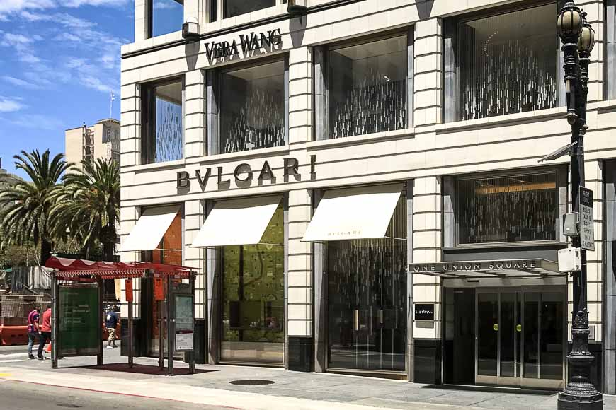 Vera Wang | French Luxury Fashion | Union Square - San ...