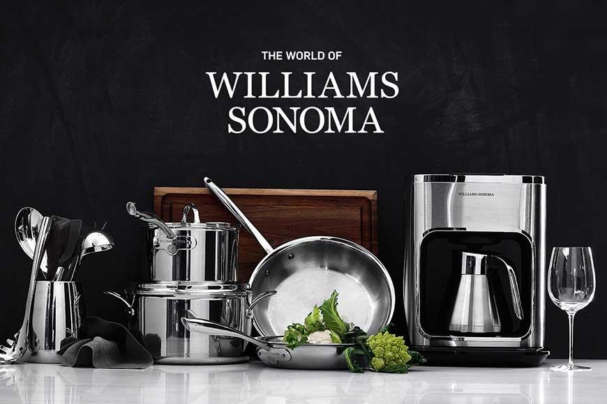 Williams Sonoma Home Accessories And Furniture Union Square