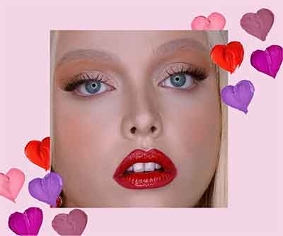 Get this Look - Lasting Passion for Valentine's Day